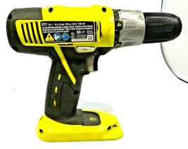 RYOBI P215 18V 2- SPEED 1/2 INCH DRILL/DRIVER P215 is upgraded from P271 A2 - $35.63