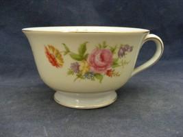 Noritake Tea Cup Pink Yellow Flowered  - $5.00