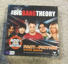 The  Big Bang Theory Fact Or Fiction Trivia Game Board Game - NEW - $14.20