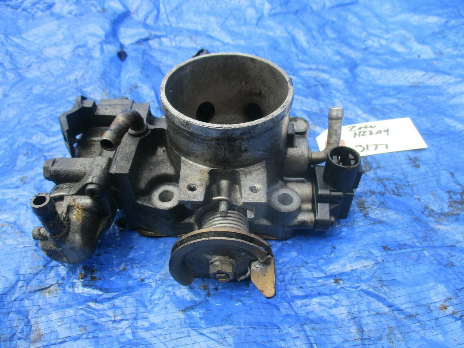 97-01 Honda Prelude H22A4 throttle body assembly OEM H22A H22 VTEC P13 2