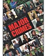 Major Crimes the Complete series DVD Box Set Brand New - $39.95