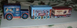 Hershey's Vehicle Series Canister  3 tins 1993 1994 2000 - $8.89