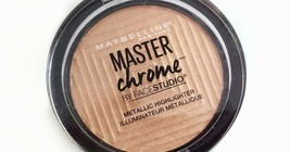 Maybelline Master Chrome by Facestudio Prismatic/Metallic Highlighter(RE... - $7.33+