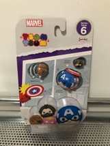Nick Fury, Captain America & Winter Soldier Minifigure 3-Pack #117, 103 & 107 - $9.89