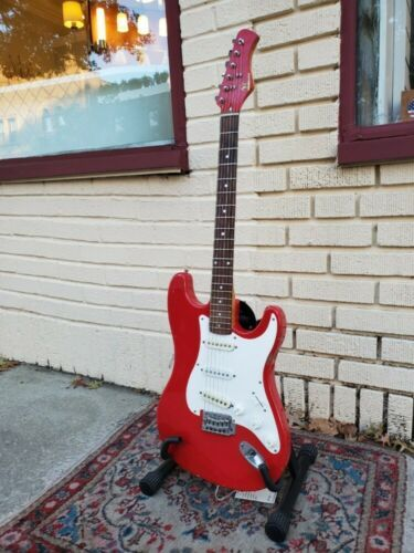 Primary image for Vintage Hondo 1970's H76 Stratocaster Copy MIK by Samick~Player Grade Fully Rest