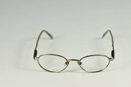 Fossil BERKSHIRE Brush Brown Metal Eyeglass Frames Designer Style Rx Eyewear - $9.12