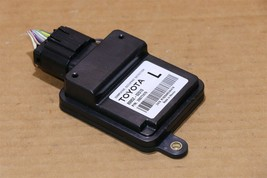 Toyota Frnt Passenger Seat Occupant Detection Sensor Module Computer 89952-02010