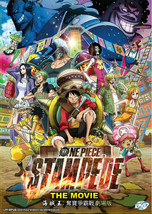 One Piece Stampede The Movie English Subtitle  Brand New DVD Ship From USA