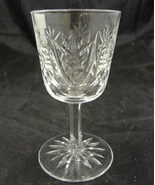 Waterford  Port Wine Glass - Clare - $3.42