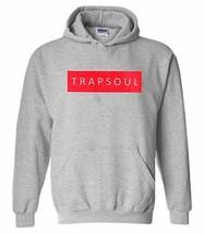 CC Bryson Tiller Trapsoul Hoodie Sport Grey (Infared Print) - $29.99