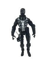 "Marvel Legends 7.5"" 2012 Action Figure Spider-Man Symbiote Venom Black Suit - $14.95"
