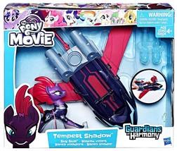 My Little Pony The Movie Tempest Shadow Sky Skiff 2017 pony playset - $295,90 MXN