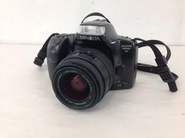 Minolta Maxum 330si RZ 35mm SLR Film Camera Quantaray MX AF 1:4~5.6 35~8... - $27.27