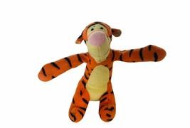 Tigger Plush toy miniature Walt Disney stuffed animal Winnie Pooh Mcdona... - $11.60