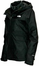 The North Face Women's Monarch Triclimate Jacket 3 in 1 Black Size Small S - $143.01