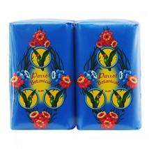 PARROT Flora Soaps (Blue) 75g. Pack 4 - $32.00