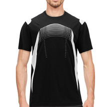 Men's Gym Workout Sport Two Tone Running Performance Quick-Dry T-shirt image 2