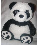 Claire's Panda Bear Plush Stuffed Animal Heating Pad Microwaveable Hotti... - $28.69