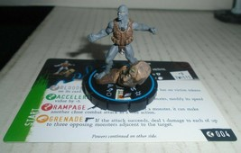 Roger 004 Heroclix Horrorclix Hellboy and the BPRD - $0.99