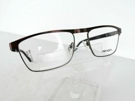 Praga MPR-1625  Satin Brown  53 x 17 140 mm BUDGET Eyeglass Frames - $19.75