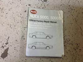 1977 1978 1979 1980 1983 Audi 5000 5000S Servizio Riparazione Negozio Of... - $24.91