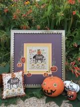 Boo To Ewe Limited Edition Kit halloween cross stitch kit Shepherd's Bush - $30.00