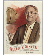 2016 Allen and Ginter #240 Robert Raiola NM-MT Sports Tax Man - $1.19