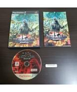 SONY PS2 Godzilla Monster Melee ATARI NTSC-J 1912m37 - $16.48