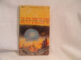 The View From The Stars Paperback Book Ballantine U2212 Walter M. Miller... - $2.49