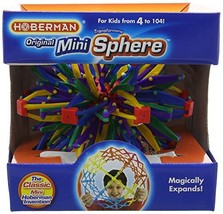 Hansen M1301 Rainbow Hoberman Mini Sphere - $27.77