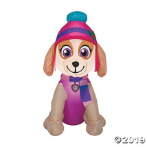 """42"""" Blow Up Inflatable Skye in Winter Outfit - $67.75"""