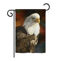 "Portrait of an Eagle - 13"" x 18.5"" Impressions Garden Flag - G160060 - $17.97"