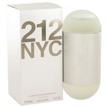 Carolina Herrera 212 Eau De Toilette Spray 3.4 Oz  image 6