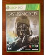 DISHONORED (XBOX 360) - $6.79
