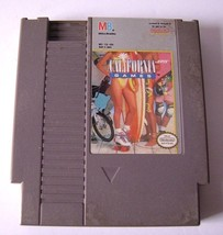 NES California Games Milton Bradley 1985  - $7.25
