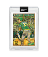 Topps PROJECT 2020 Card 97 - 1987 Mark McGwire by Andrew Thiele - $34.64