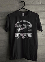USS Coral Men's T-Shirt - Custom (1613) - $19.12+
