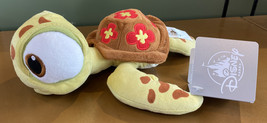 Disney Parks Finding Nemo Squirt the Turtle Plush Doll 9 inch NEW - $32.90