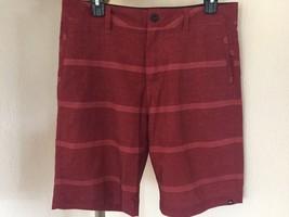 """Men's Quiksilver Stripes Amphibians 21"""" Shorts Sz 31 *Mint Perfect Condition - $37.61"""