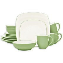 Noritake Colorwave Square 16-Piece Dinnerware Set - $231.87