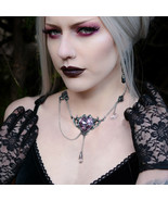 Countess Kamila Necklace by Alchemy Gothic - $69.25