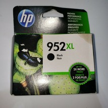 Genuine HP 952XL Black Ink Cartridge in Retail Box - $30.28