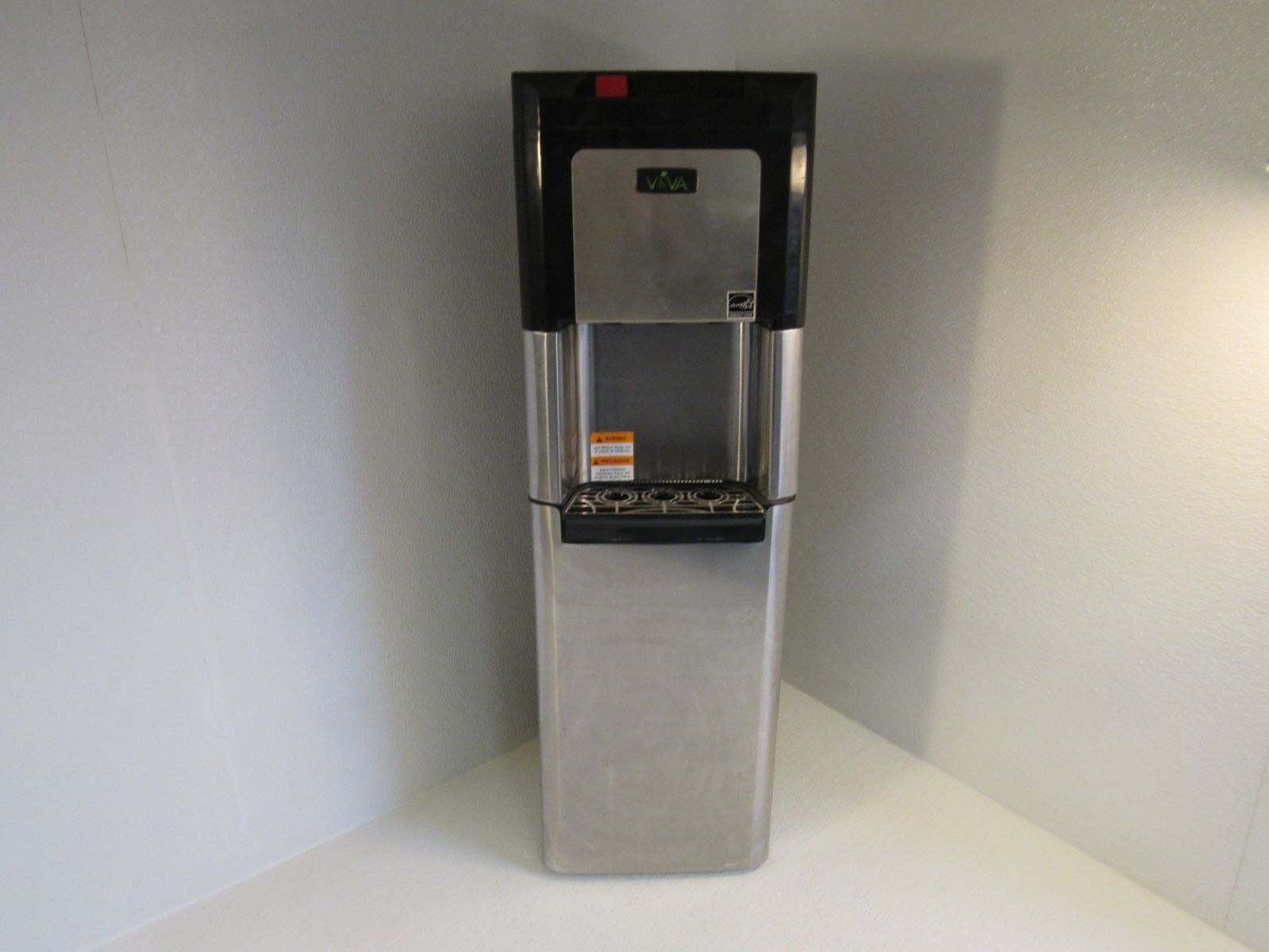 Electrotemp Viva Water Cooler & Heater Dispenser Front Load 8LIECH-SSF-COSUS