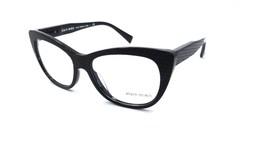 Alain Mikli Rx Eyeglasses Frames A01346M B0I9 52x15 Blue Glitter / Black Italy - $105.06