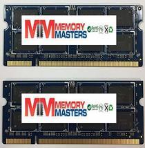 MemoryMasters 4GB (2X2GB) DDR2 Memory for Compaq Presario CQ60-210US