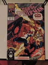 Web of Spider-Man #78 (Jul 1991, Marvel) - $1.49