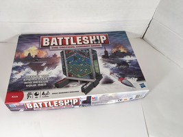 Battleship Tactical Combat Game Hasbro 2008 Milton Bradley Board Game  EUC! - $10.00