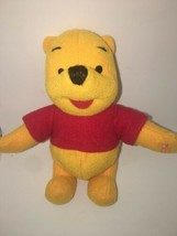 Disney Winnie The Pooh & Friends Bear Plush 1994 Mattel Kids Poo Bear Or... - $13.63
