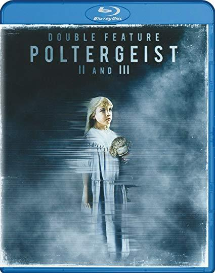 Poltergeist 2 and 3 (Double Feature) (Blu-ray)