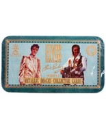 Elvis Gold Series 1 Metallic Images Collector Cards NEW SEALED! - $14.84